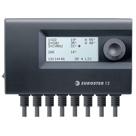 Многофункциональный контроллер Euroster 12