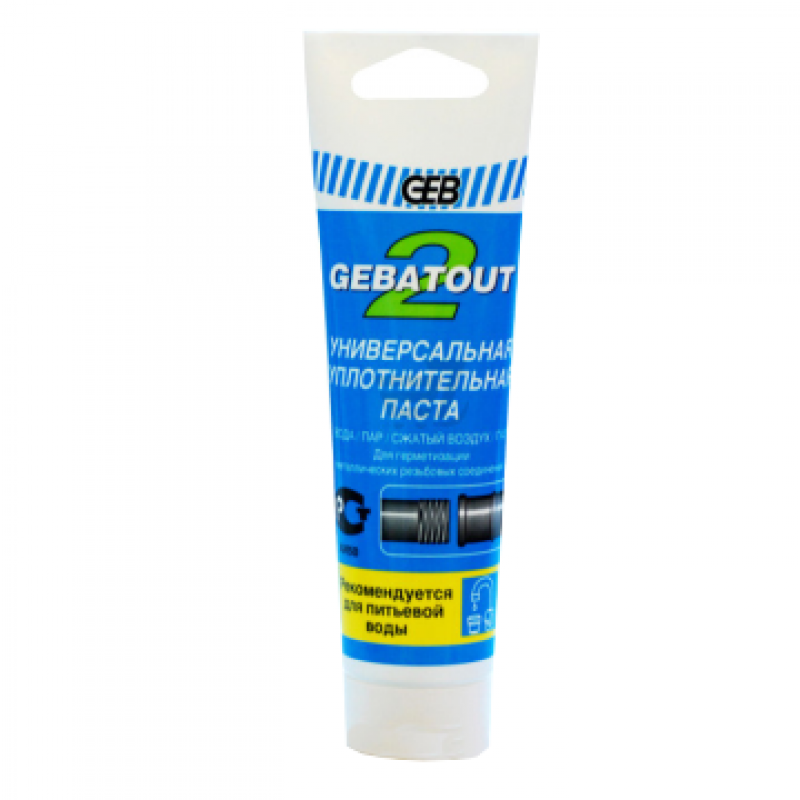 Паста для упаковки GEB GEBATOUT 2 (тюбик)
