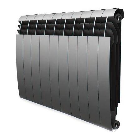 Радиатор Royal Thermo BiLiner 500 Silver Satin - 8 секций