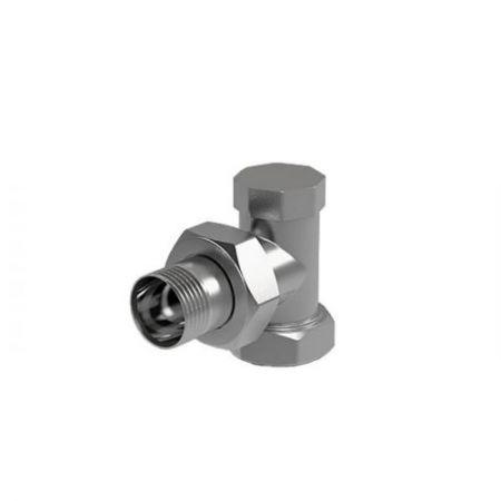 Кран радиаторный для обратки Royal Thermo 3/4 угловой