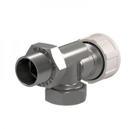 Кран термостатический для радиатора Royal Thermo 1/2 осевой