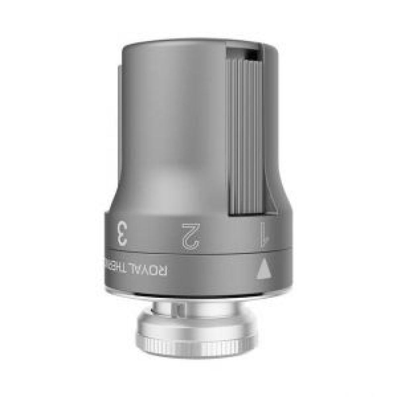 Термоголовка жидкостная Royal Thermo M30x1.5 серебро