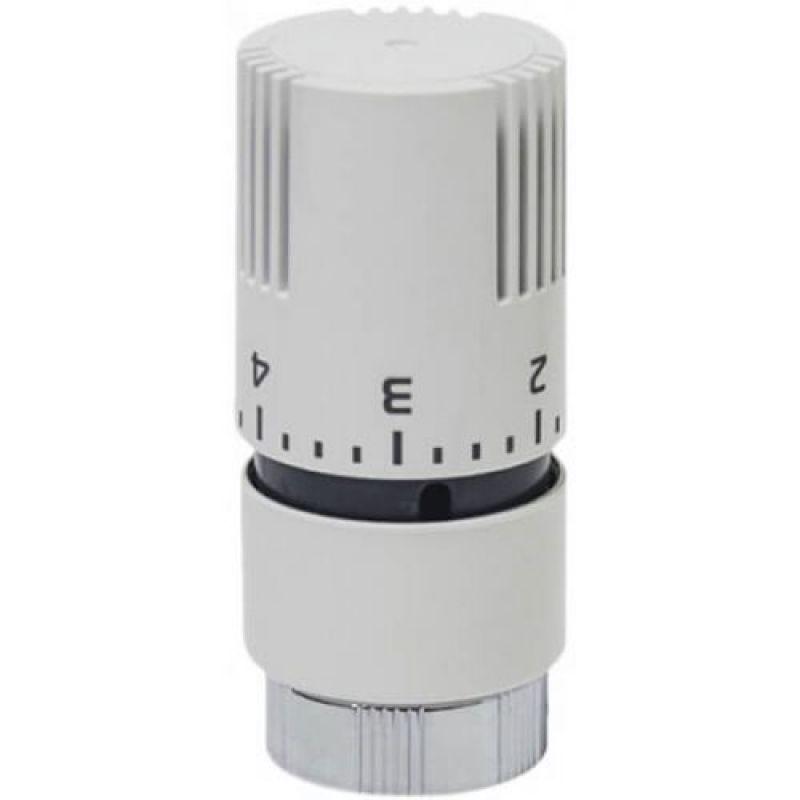 Термостатическая головка Carlo Poletti (жидкостный сенсор) M30x1.5 белый