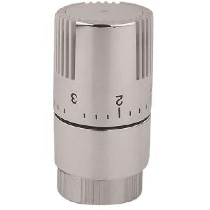 Термостатическая головка Carlo Poletti (жидкостный сенсор) M30x1.5 хром