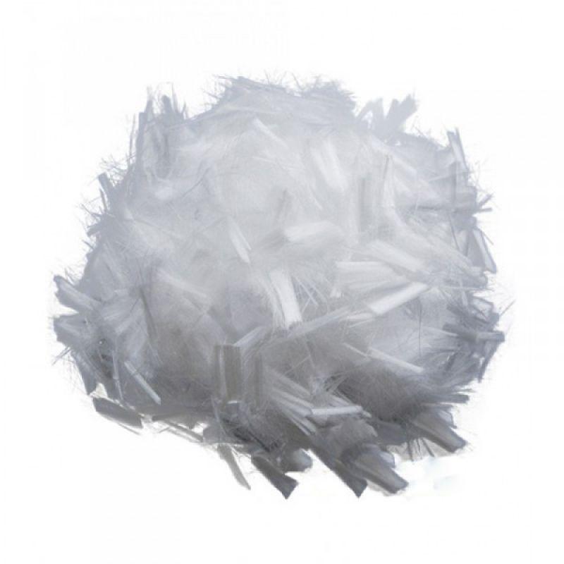 Волокно армирующее полипропиленовое (ФИБРА) 0,6кг / м3