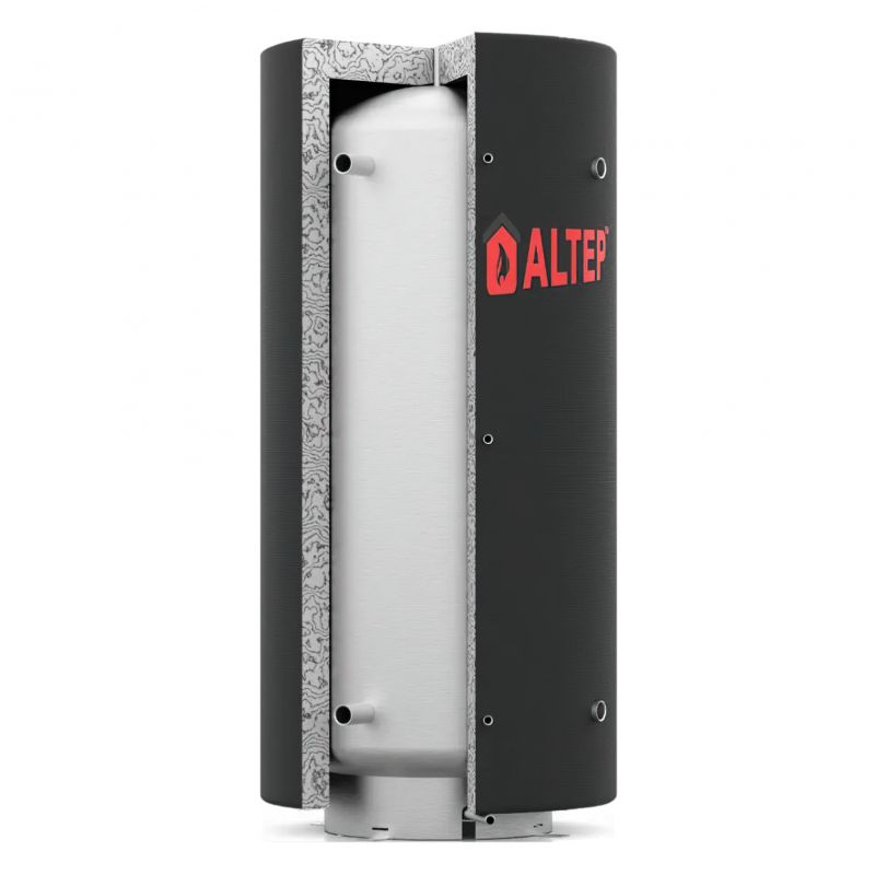 Теплоаккумулятор Altep ТА0 (0°, 90°, 180°) 1000 л (с изоляцией)