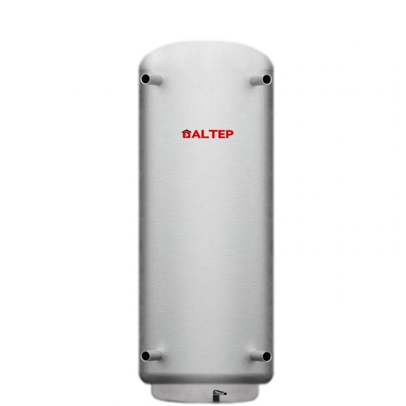 Теплоаккумулятор Altep ТА0 (0°, 90°, 180°) 1000 л (без изоляции)