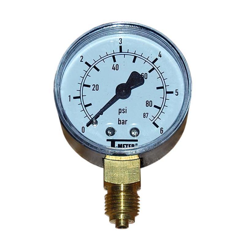 Манометр T-meter 0-6 bar радиальный