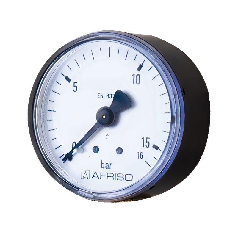 """Манометр Afriso RF 50 AX 1/4"""" 0-16 bar"""
