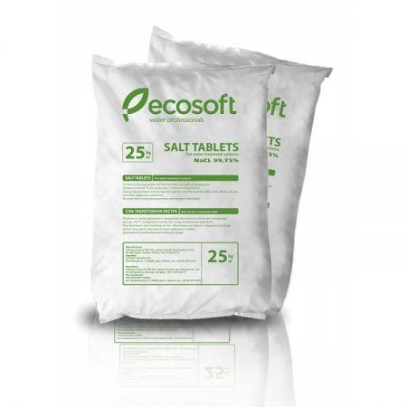 Таблетированная соль ECOSIL