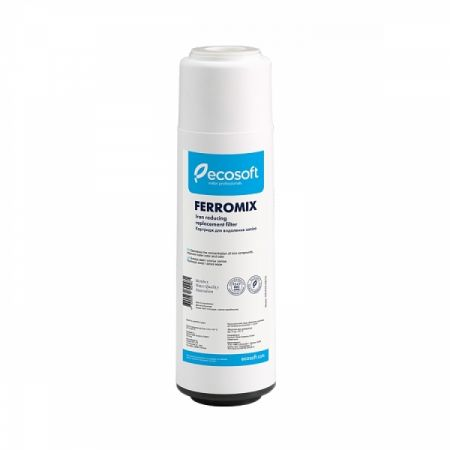 """Картридж для удаления железа Ecosoft 2,5 """"х10"""