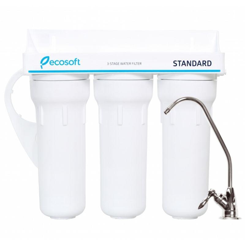 Тройной фильтр Ecosoft Standart