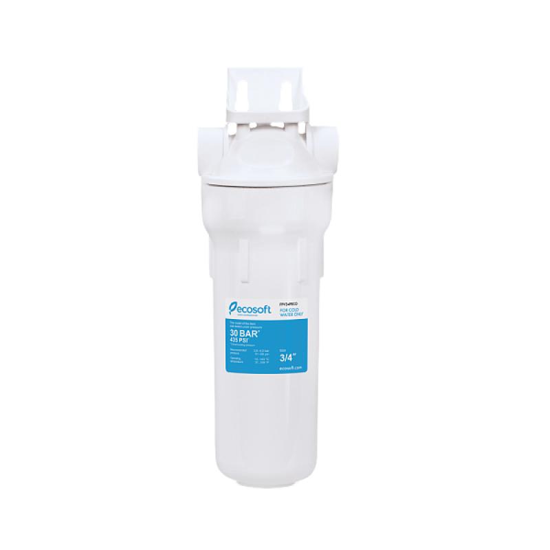 Фильтр непрозрачный для холодной воды Ecosoft 3/4