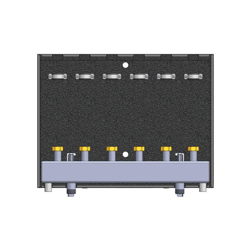МОДУЛЬ Termojet BOX 3 в теплоизоляции (КМ3)