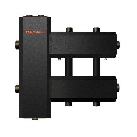 Коллектор для отопления КГС22ВН125(150)М в изоляции