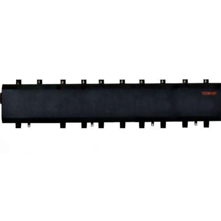 Коллектор для отопления К51ВН125 в изоляции