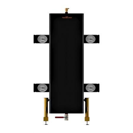 Гидрострелка Termojet ГС-30 без изоляции