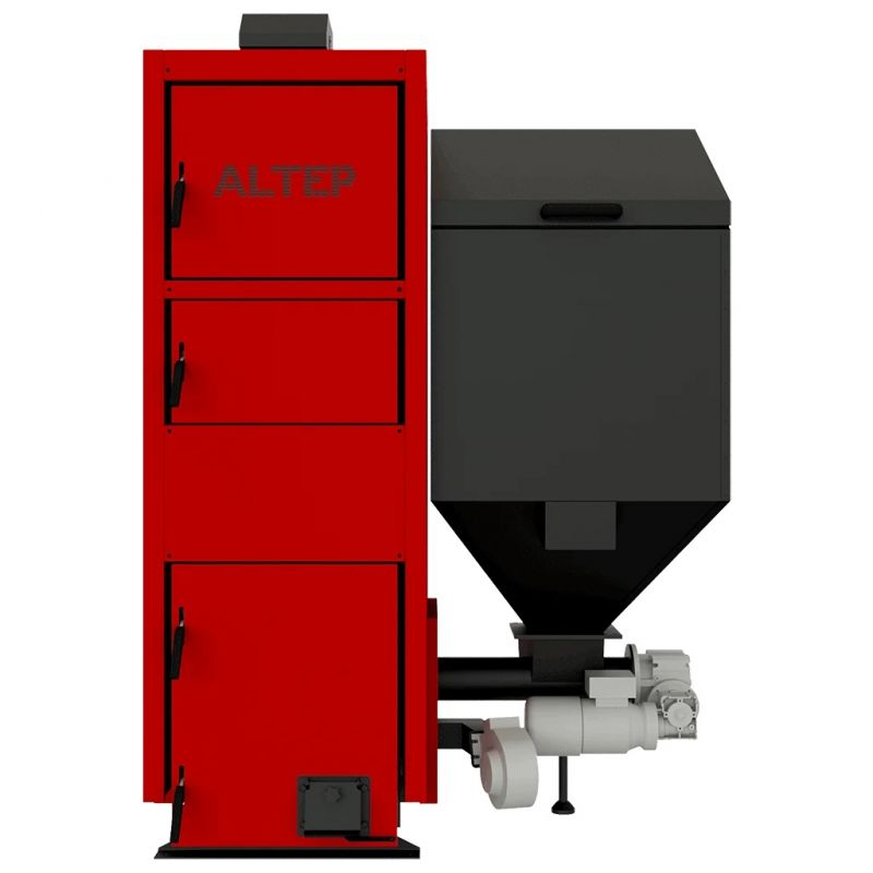 Твердотопливный котел Altep Duo Pellet N 120 кВт