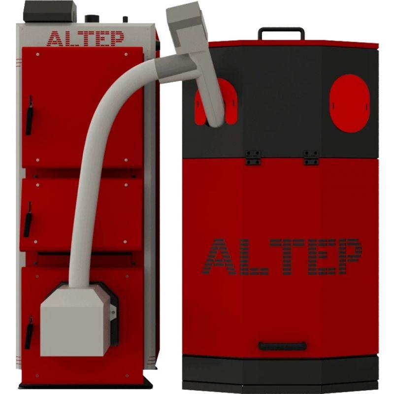 Твердотопливный котел Altep Duo UNI Pellet 120 кВт