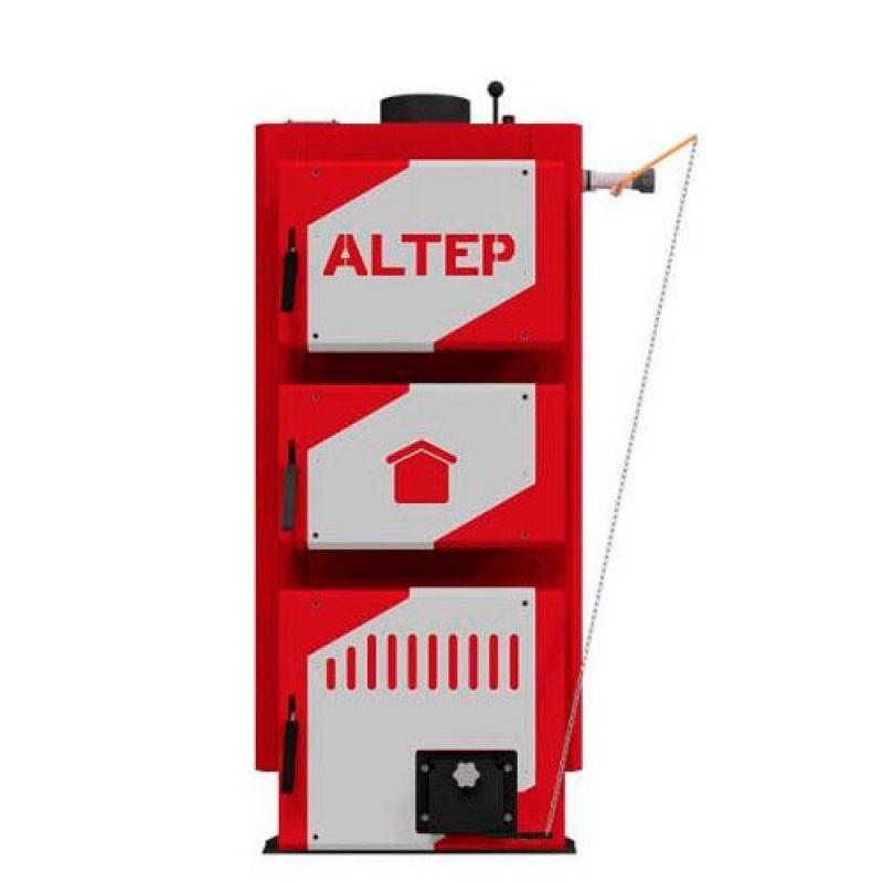 Твердотопливный котел Altep Classic Plus 10 кВт (механика)