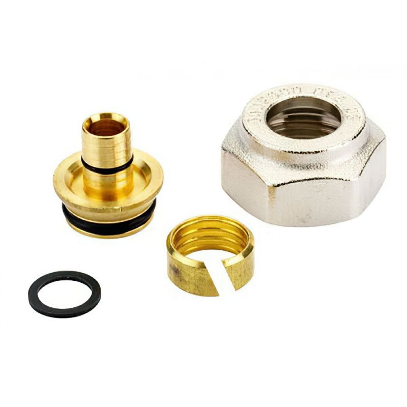 Компрессионный фитинг для металлополимерных труб (ALUPEX) Danfoss G3/4x16x2.0