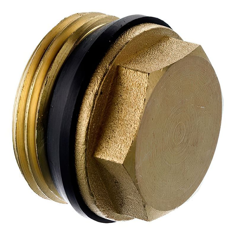 Торцевая заглушка Danfoss FHF-E, 2 шт
