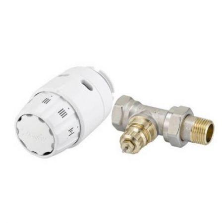 Комплект термостатический прямой Danfoss RAS-C+RLV-KS 1/2