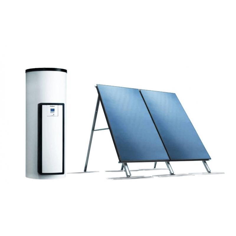 Солнечная система Vaillant auroSTEP/4plus 1.150 VT