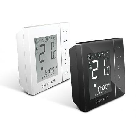 Беспроводной комнатный термостат Salus VS20WRF 4 в 1 белый