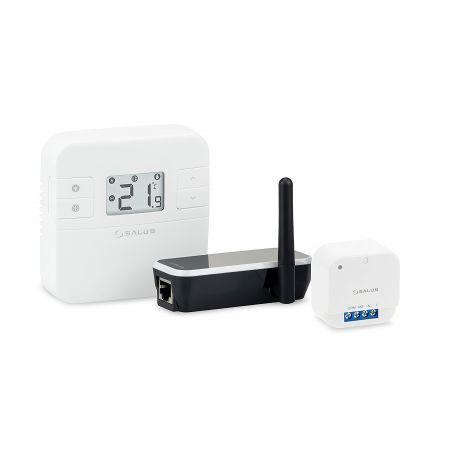 Интернет-программируемый термостат Salus RT310iSR