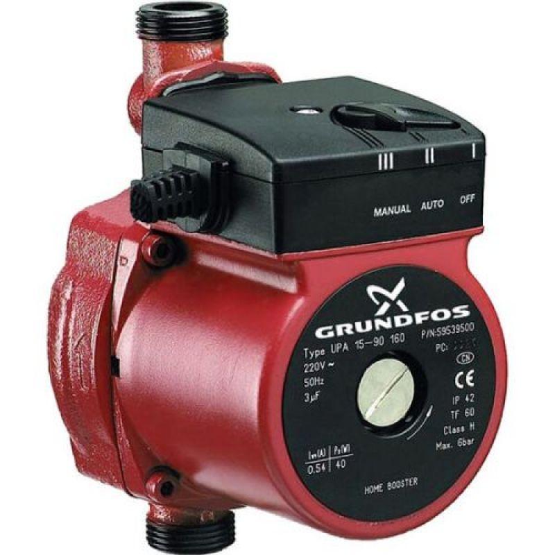 Насос для повышения давления воды Grundfos UPA 15-120 AUTO