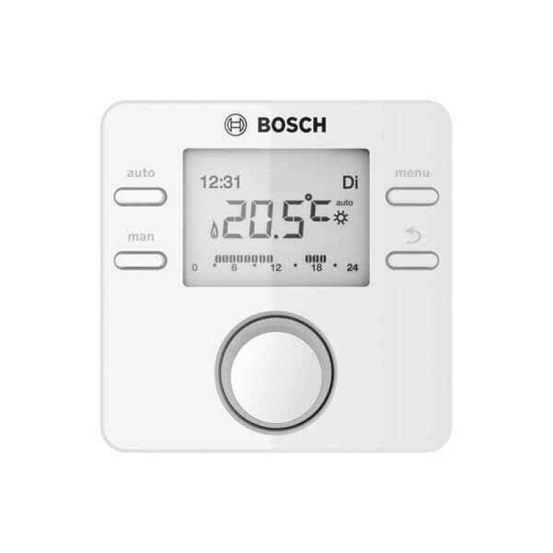 Bosch CW100 Погодозависимый недельный регулятор